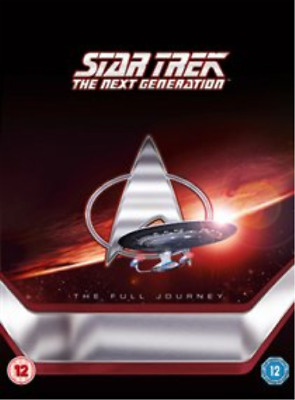 Star Trek the Next Generation: The Complete Seasons 1-7  DVD NEW