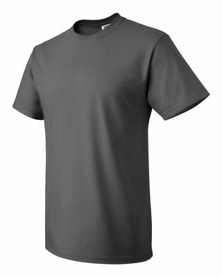 Fruit Of The Loom Hd Cotton Short Sleeve Plain Blank T Shirt Sizes S