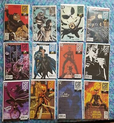 Catwoman lot run of 22 - 57 complete