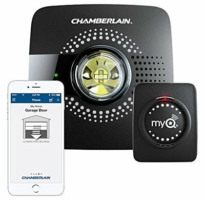 Chamberlain MyQ Smart Garage Door Opener MYQ-G0301 - Wireless & Wi-Fi enabled...