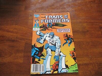Marvel  Transformers More Than Meets The Eye Issue # 25