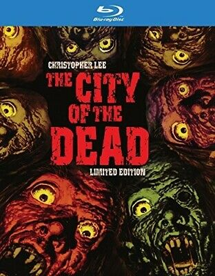City Of The Dead [New Blu-ray] Ltd Ed, Rmst