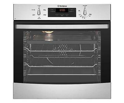 Westinghouse WVE615S  Stainless steel multifunction oven