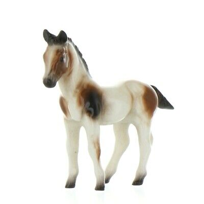 Calico Colt Standing Miniature Figurine Horse Model Made in USA by Hagen-Renaker