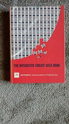 The Integrated Circuit Data Book , Motorola 1st edition 1968