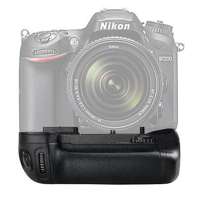 Vertical Battery Grip Holder For Nikon D7200 D7100 SLR camera Replace MB-D15