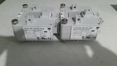 AC Split-core current transformer, 150A Primary, 5A Secondary