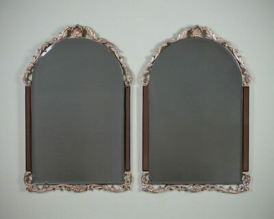 Art Deco style wall mirrors c.1950.