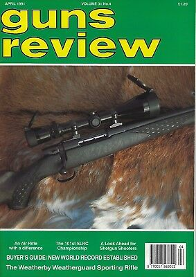 Guns Review - Three Issues From 1991 (4 - 6)