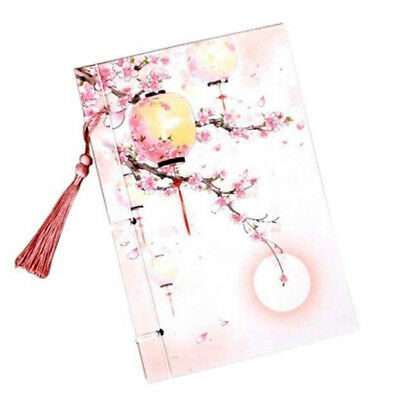 Vintage tassel Notebook Vintage Style Notebook Diaries Notebook with Tassel U8F3