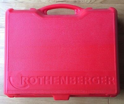 Rothenberger refrigerant charging weighing scales 120 kg