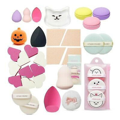 ETUDE HOUSE - MY BEAUTY TOOL MAKEUP PUFF or CLEANSER SPONGE ( KOREA Genuine )