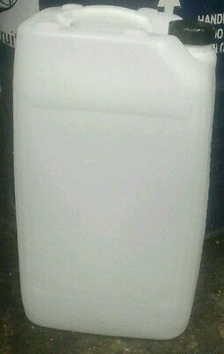 1x 25 Litre Drums Jerry Cans Storage Containers FOOD GRADE ONLY