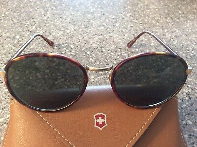 Vintage!  Aviator Style Sunglasses,  Tortoise And Gold Frame