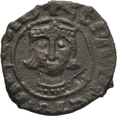 Lanz Armenia Cilicia Royal Hetoum Ii Copper Kardez King Facing Cross Ae ±Bec188