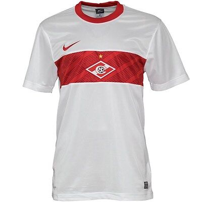 Bnwt Official Authentic Nike Spartak Moscow Away Shirt 2011-12 Size Extra Large