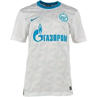 Bnwt Official Authentic Nike Zenit St Petersburg Fc Away Shirt 2011-12  X-Large