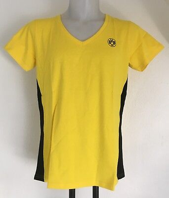 Borussia Dortmund Yellow And Black Tee Shirt Size Adults Xxl Brand New With Tags
