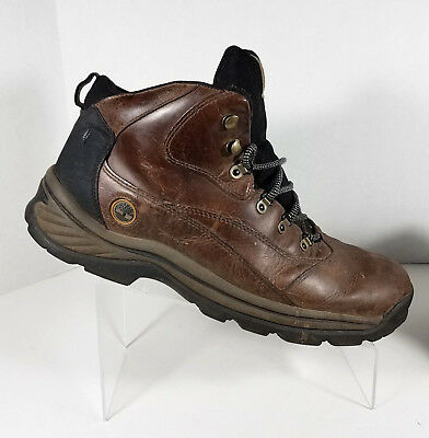 710ef50ba7a TIMBERLAND OUTDOOR PERFORMANCE Mid Hiking Boots Men's Size 13M Brown 12144