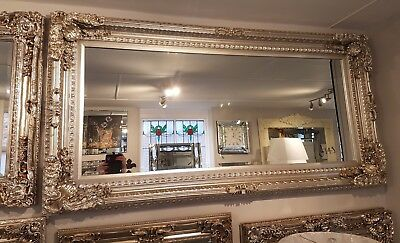 New Queen Anne Style Mirror. Last one remaining.