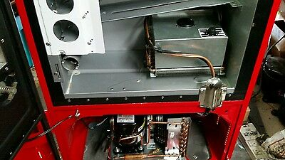 Vendo 81a, b or d cavalier 72 ,64,96,coke machine complete  cooling system cok