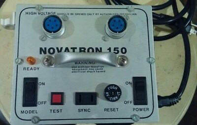 Novatron 150 POWER CUBE VINTAGE USED SERIAL #1036 WITH POWER CORD