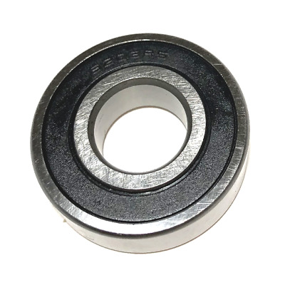 One (1) 6203-2RS Sealed Bearing 17x40x12 Ball Bearing / Pre-Lubricated