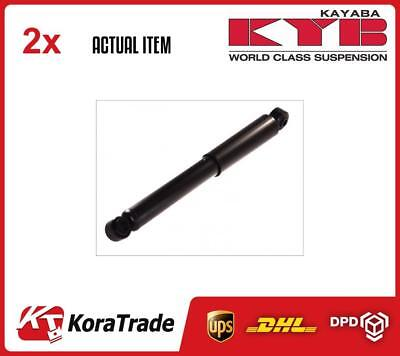 2 x KAYABA REAR SHOCK ABSORBERS PAIR SHOCKER X2 PCS. KYB344229