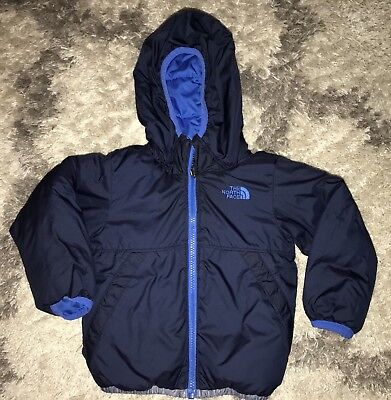 Toddler North Face Reversible Coat Size 2T