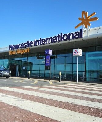 Low cost airport parking Newcastle Airport