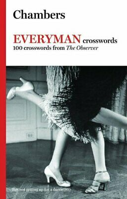 Chambers Everyman Crosswords by , Everyman Paperback Book The Cheap Fast Free