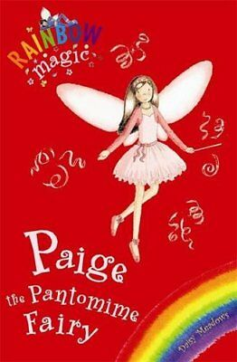Paige The Pantomime Fairy: Special (Rainbow Magic) by Meadows, Daisy Audio Book