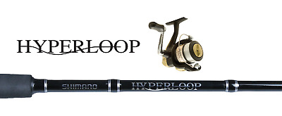 Light Shimano Hyperloop 6'6 Estuary Combo  BRAND NEW @ Ottos Tackle World