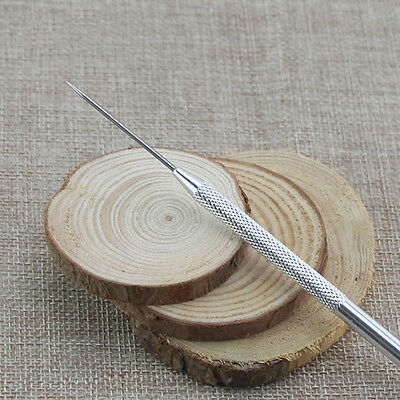Ribbon NEU Pin Needle Detail Tool for Polymer Clay Modeling Sculpture Fimo DE^