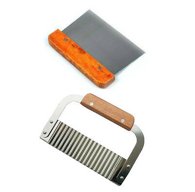 Soap Loaf Bar Cutter - Wavy & Straight Cutter Slicer