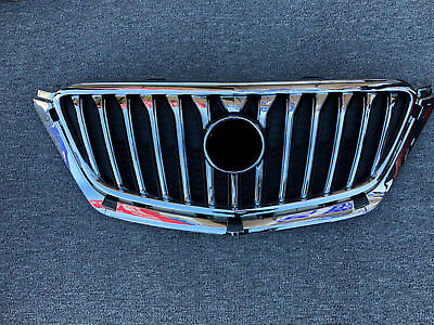 Replacement Front Upper Chrome Billet Grille Grill For Buick Encore 2012-2016