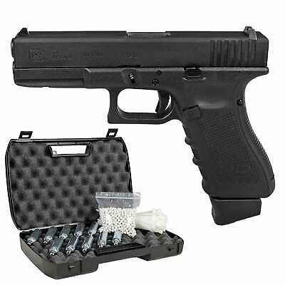VFC Glock 17 GEN4 Softair-Co2-Pistole Kaliber 6 mm BB Blowback > 0,5 Joule (P18)