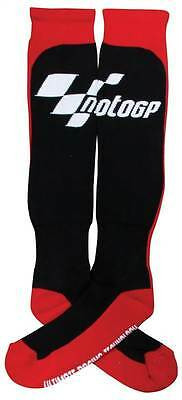 Bike-It Motogp Boot Socks Black Winter Socks