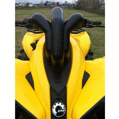 High Lifter Triangle ATV Snorkel Riser Kit for Can-Am Renegade 1000 (2012-17)