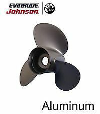 Aluminum Propeller, 13.25X17, 3-Blade,  Johnson/evinrude Part# 0765183