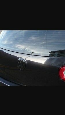 2 X Glass Effect De Wiper Bung Volkswagen Golf MK4 MK5 MK6 R32 GTI TDI 2 Lots!!!