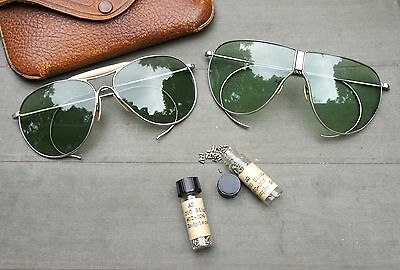 SCREWS for WWII American Optical AO Aviator Sunglasses vintage AN-6531 & USN D-1