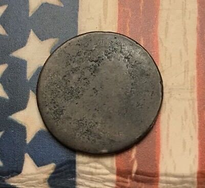 1800-1807 1C Draped Bust Large Cent Vintage US Copper Coin #MY3