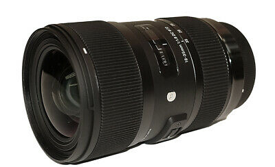 Sigma 18-35mm f/1.8 DC HSM Art Lens for Canon (#210-101) BRAND NEW