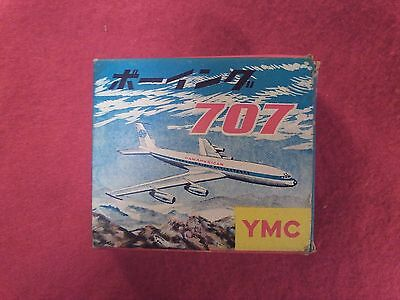 YMC Boeing 707 Pan American Airlnes - EXTREMELY RARE - Hard to Find - Vintage
