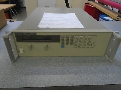 Agilent HP 6672A  Power Supply (Works!)