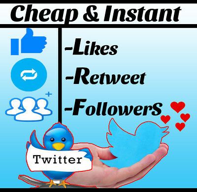 PREMIUM Twitter Services | Followêr | LikKes| Retweêt | Viêws | super HQ