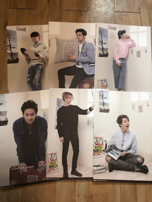 [GOT7] GOT7 Summer Official Goods (A4 Photo Set)