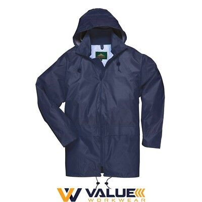 Portwest Classic Rain Jacket S440 Value Workwear