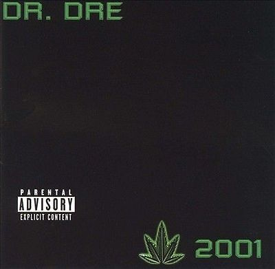 2001 [PA] by Dr. Dre (CD, Nov-1999, Aftermath) PARENTAL ADVISORY BMG ISSUE